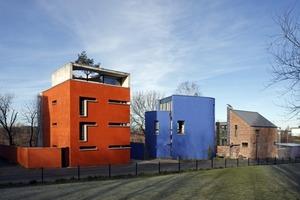 Dortmund Architektenhäuser Tremonia