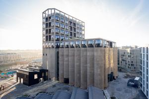 Das neue Zeitz MOCAA an der Habour Front im Norden Kapstadts