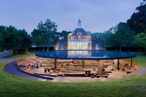 Herzog & de Meuron kollaborierten für ihren Pavillon im Jahr 2012 mit dem chinesischen Künstler Ai Weiwei