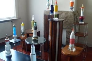 "3. Platz RecyclingDesignpreis 2012  Silke Koch, Berlin  Projekt ""After Gravity's Rainbow"" (Fiktion in Design und Form)"