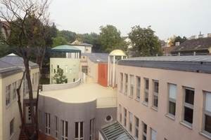 Volksschule Köhlergasse, Wien, Österreich, 1979–1990 Auftraggeber: Stadt Wien, Wien, Österreich