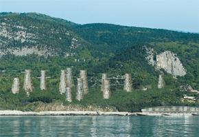 Ukraine, Golden Beach Resort complex, Yalta/Krim, - Obermeyer Planen und Beraten GmbH