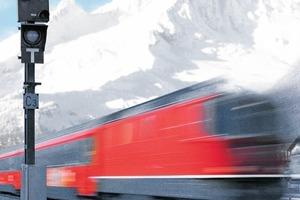 Energiezug-Hightech made in Germany: Die Euroloop-Technik ermöglicht eine Bahnfahrt mit energieoptimalem Geschwindigkeitsverlauf<br />