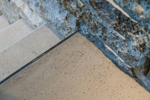 Detailbild Fußboden