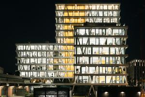 (Top3) LOVE architecture and urbanism ZT GmbH mit kadawittfeldarchitektur, 50Hertz Netzquartier, Berlin (aktuell in der DBZ 12|17)