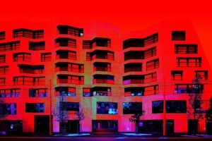 Volta Zentrum, Basel: Innerstädtisches Wohnen<br />