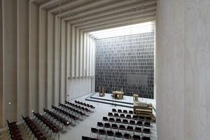 Der Deutsche Architekturpreis 2015 wurde an das Berliner Architekturbüro Sauerbruch Hutton für die Immanuelkirche und das Gemeindezentrum in Köln verliehen