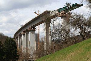 Neubau der Kauppenbrücke