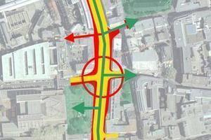 Masterplan Köln, Nord-Süd-Fahrt