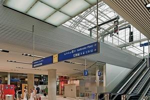 Die Neuordnung des Bahnhofes wird zu einem urbanen Verdichtungsprojekt