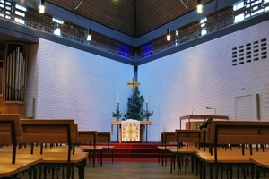 Versöhnungskirche - Gerhard Müller-Menckens