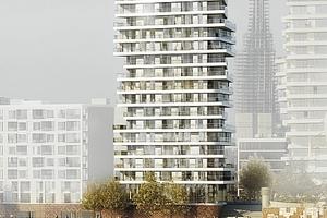 Entwurf Hadi Teherani Architects GmbH