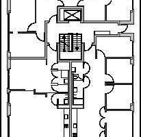 3. Obergeschoss, M 1:500