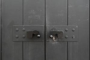 Drücker an der Haupttür