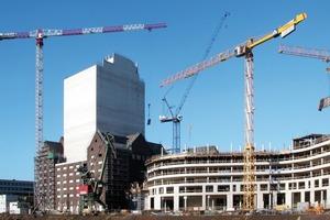 Trotzt allem und wächst: das Landesarchiv NRW in Duisburg<br />