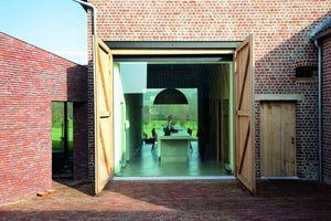 """In der Kategorie """"Einfamilienhaus"""" überzeugte Architekt Bart Lens mit dem Projekt """"Kaninchenbau"""" im belgischen Gaasbee"""