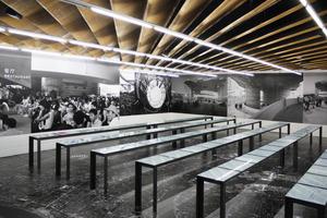 Schweizer Pavillon Expo 2010 Shanghai, Ausstellung ETH Zürich