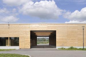Bauhof Frickingen - Manfred Fetscher, Freier Architekt BDB/BDA in Illmensee