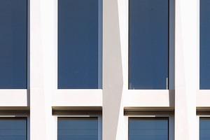 Das T-Modul umfasst die Mittelachse sowie die beiden oberen Fensterbrüstungen