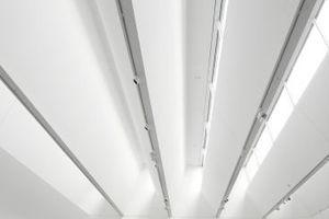 Oberlichtsaal, Ebene 6, Annex-Bau