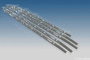 Rautendächer Isometrie (transparent)
