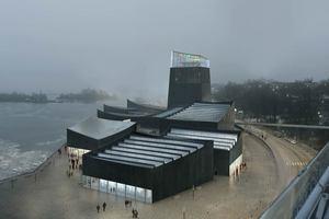 """Wird nicht realisiert: """"Art in the City"""" von Moreau Kusunoki für Guggenheim"""