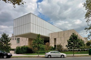 Barnes Foundation, Neubau am Benjamin Franklin Parkway (Arch.: Williams/Tsien)