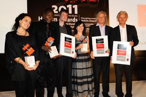 Preisträger des HolcimAwards 2012