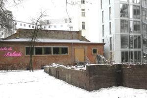 Am Mittwoch, den 15. November 2017, 19 Uhr in der Notkapelle / Salon des Refusés - Raum für Architektur und Kunst in der Prenzlauer Allee 7b / Gartenhaus, 10405 Berlin
