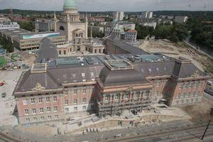 Schloss für Demokraten in Potsdam