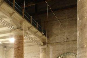 """Architektur zum Verschwinden bringen: """"architecture as air: study for château la coste"""", ein Projekt aus diesem Jahr des japanischen Büros junya.ishigami+associates"""