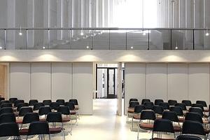 """""""Architekturpreis NRW"""" 2015 des BDA: Immanuelkirche und Gemeindezentrum in Köln-Stammheim. Architekten: Sauerbruch Hutton, Berlin"""