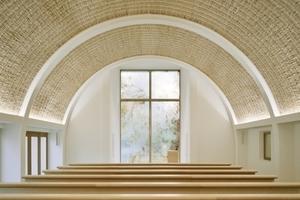 Foto: Brigida Gonzalez, Aussegnungshalle Aalen, kaestle ocker roeder architekten