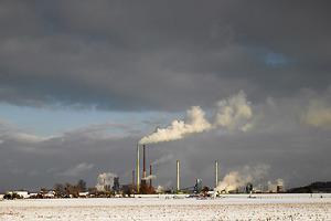 ThyssenKrupp Hüttenwerk Bruckhausen, 2009