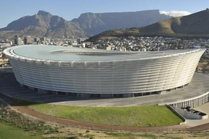 Gewinner: Cape Town Stadium in Greenpoint/ Südafrika