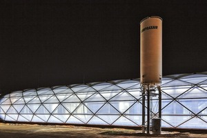 Die Stimulierung von Assoziationen, die Anregung der Phantasie durch das Gebäude war den Architekten hammeskrause aus Stuttgart wichtig