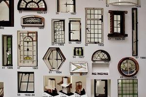 """Fensterrahmensammlung in """"Windows"""""""