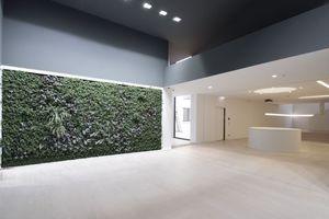 Edel und schön: Das Foyer vor der Veranstaltungslandschaft