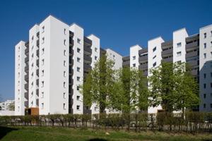 Gesobau AG, Berlin - O.M. Unger/ Dahm Architekten + Ingenieure