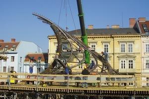 Dies ist keine reine Stahlbetonkonstruktion