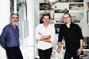 STUDIO2050, David Cook, Martin Haas,Stephan Zemmrich