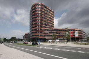 Die neue Behörde in Wilhelmsburg
