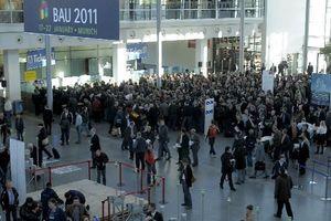 Die BAU 2011 in München: noch nie so attraktiv wie in diesem Jahr