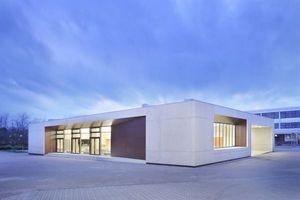 Haus der Gemeinschaft – Erweiterung der regionalen Schule Pellenz, Plaidt
