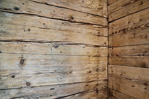 Der Holzstrick nach der Sanierung