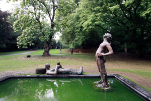 """Sketch for a Fountain"" von Nicole Eisenmann"