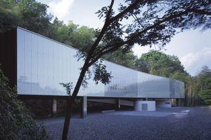 21st Century Museum of Contemporary Art, O-Museum, Iida, Nagano, Japan 1999