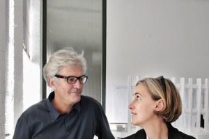 Frank Barkow, Regine Leibinger<br />