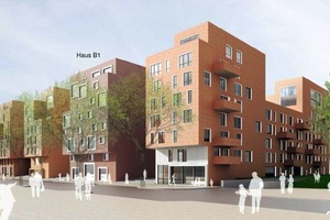 Zertifizierte Wohnbauten von BKSP Architekten<br />