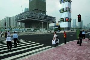 Bürohochhaus, Shenzhen, China, 2008-2016 Auftraggeber: Southern Fund, Bosera Fund